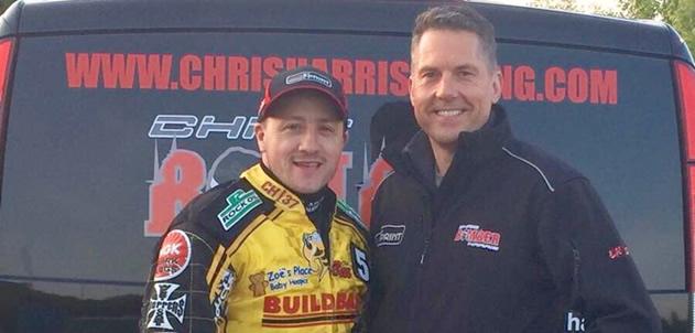 Chris Harris Racing #37 Welcome Sprint Back As Mainline Sponsor In 2016